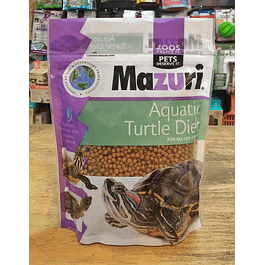 Alimento Mazuri para tortuga de agua 340g