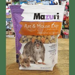 Alimento Mazuri para Raton 900g