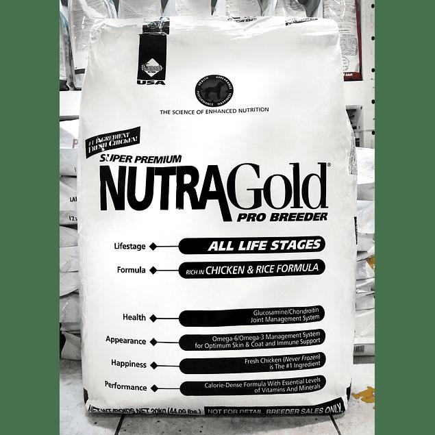 NutraGold PRO BREEDER 20kg