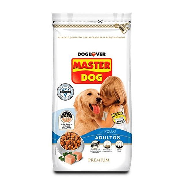 Master Dog Adulto Pollo 18kg