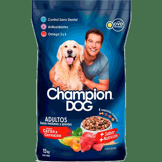 Champion Adulto Carne 18kg