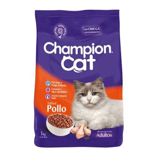 Champion Cat pollo 20kg