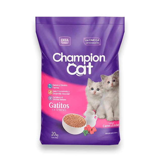Champion Cat gatitos 20kg
