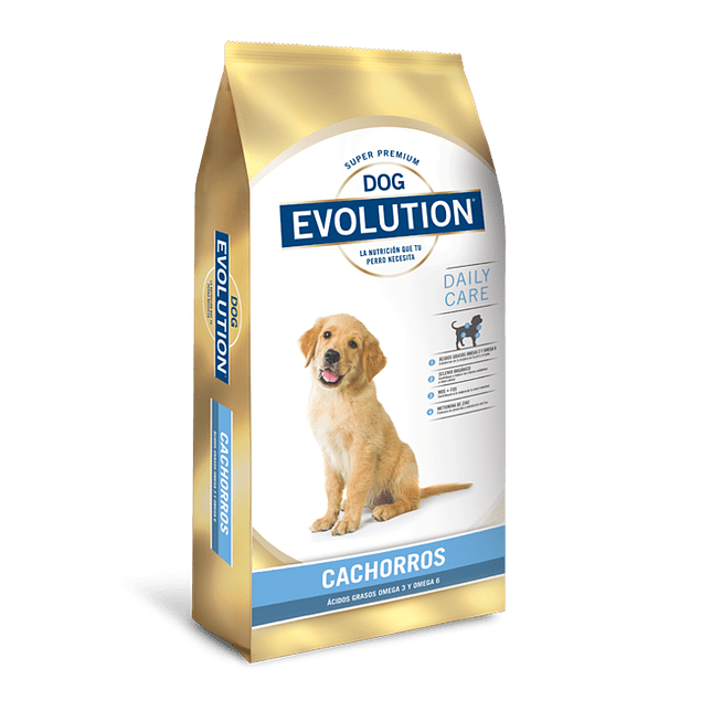 Dog Evolucion Cachorro  15kg