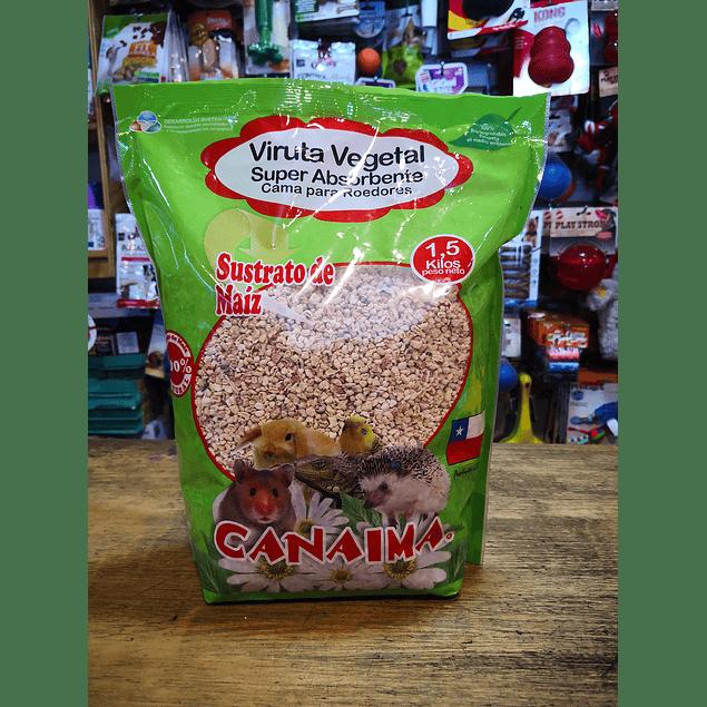 Sustrato de maíz CANAIMA 1.5 kilos