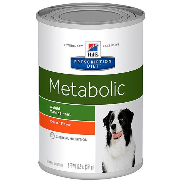 Lata Hill´s Metabolic perro 370g