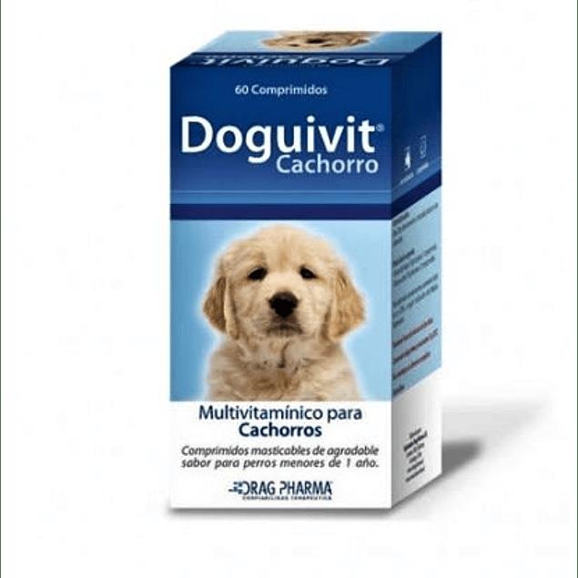 DOGUIVIT CACHORRO 60comprimidos