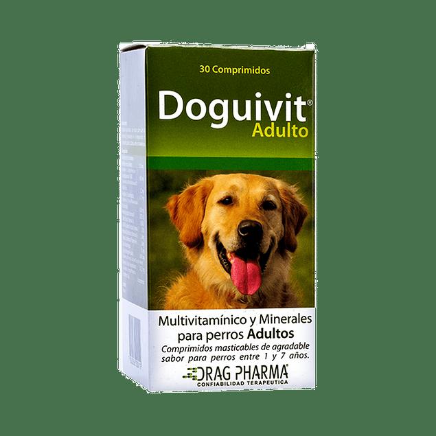 DOGUIVIT ADULTO 30 comprimidos