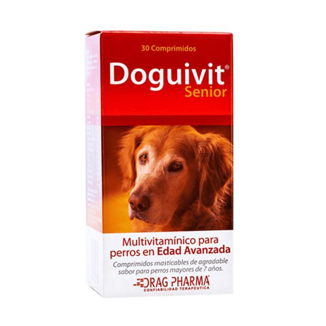 DOGUIVIT senior 30 comprimidos