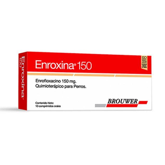 ENROXINA 150ml para perro