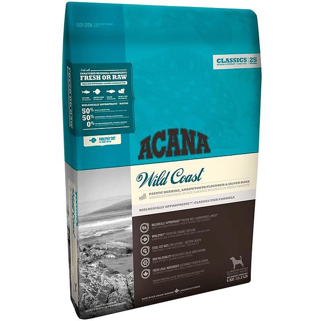 Acana Classic Wild Coast 11.35kg