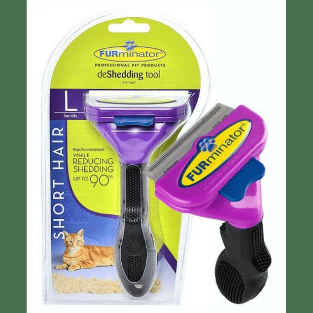 Furminator L para perros y gatos