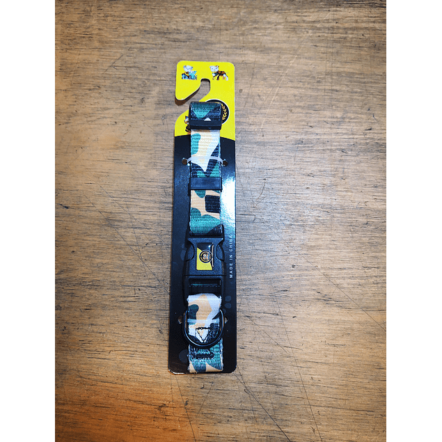 Collar Jabez Pet Mediano