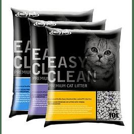 Arena para Gatos Easy Clean 10L