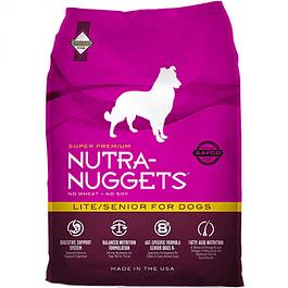 Nutra Nuggets Lite/Senior 15 kg
