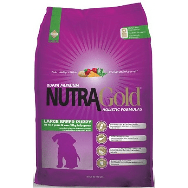 NutraGold Large Breed Puppy 15kg