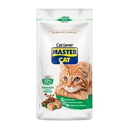 Master Cat Pollo  20KG