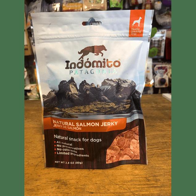 Indómito Patagonia Snack De Salmon Jerky