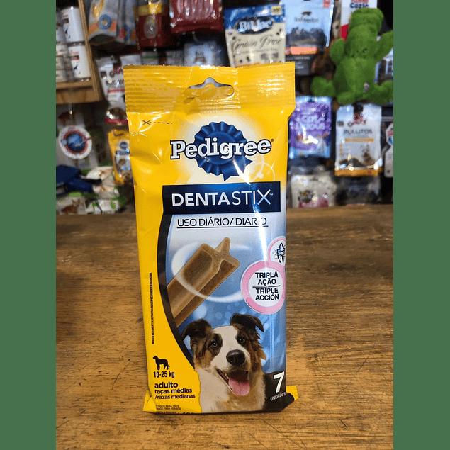 Dentastix Cuidado Para Dientes De Perro Raza Mediana 7un.