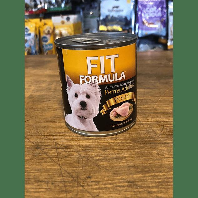 lata de perro fit formula raza pequeña
