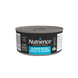 Braloy Mascotas Nutrience Subzero Lata Gato Salmon 85 Grs.