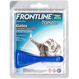 Frontline Topspot Pipetas Gatos