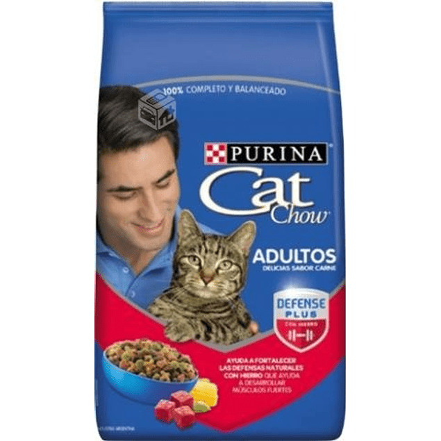 CAT CHOW CARNE 15K