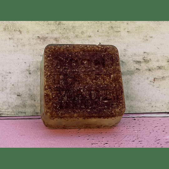 Jabón de afrecho