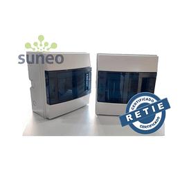 Caja combinadora string box 2  Entradas / 1 Salida 550VDC