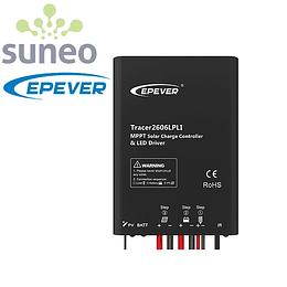 Controlador Solar Mppt Epever Con Driver Led Integrado para Alumbrado Solar