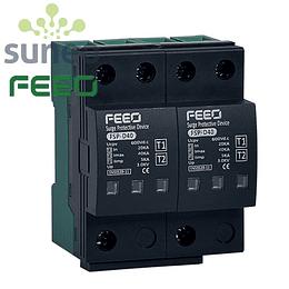 DPS Tipo1+2 para aplicaciones fotovoltaicas RETIE