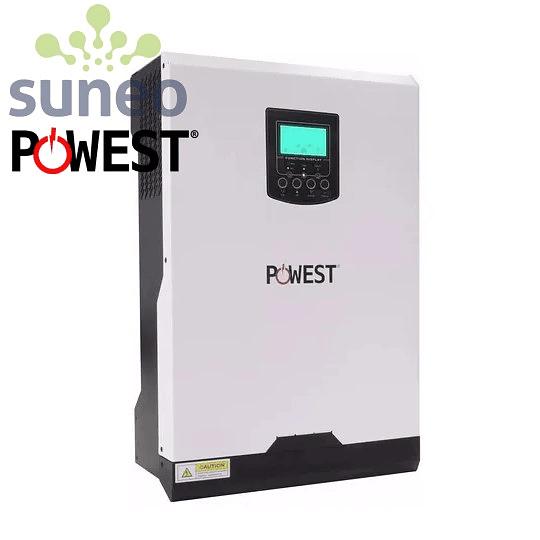 Inversor Powest Solar - Cargador MPPT -UPS 5KVA , 220VAC