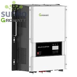 Inversor solar Fase dividida 110/220 VAC 5000W / 12000W