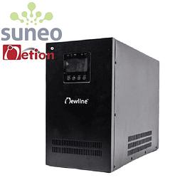 Inversor Cargador Ups 2000/3000W, 48VDC/ 120VAC, Lcd