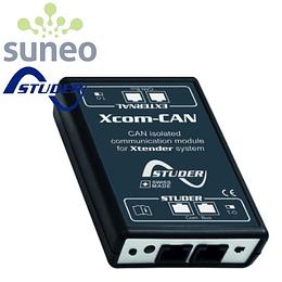 Módulo de comunicación multi-protocolo Xcom-CAN