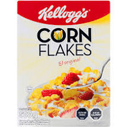 CEREAL CORN FLAKES KELLOGGS 500GR.
