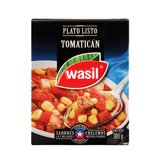 TOMATICAN WASIL 380G