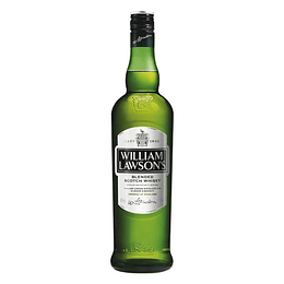 WHISKY WILLIAM LAWSONS 750ML