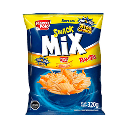 SNACK MIX CRUNCHIS MARCO POLO 320GR.