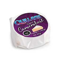 QUESO CAMEMBERT QUILLAYES 100GR.