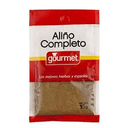 ALIÑO COMPLETO GOURMET 15 G