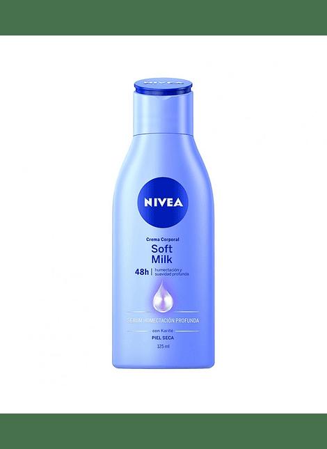 CREMA NIVEA SOFT MILK 125 ML