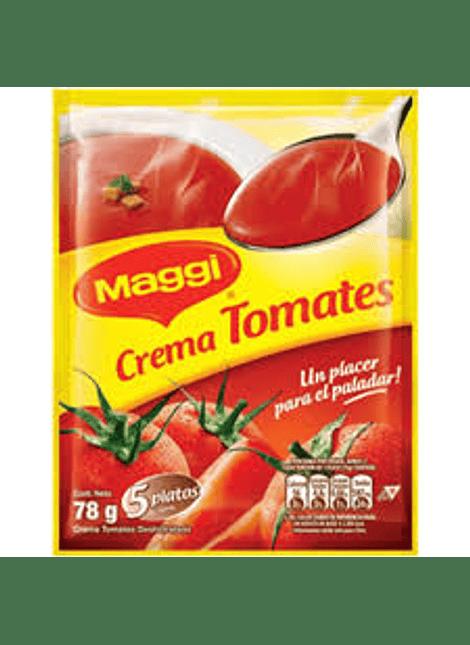 CREMA TOMATES MAGGI 78 G