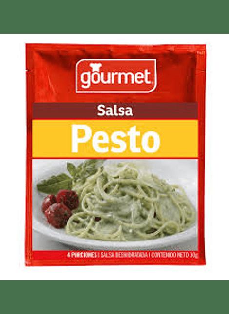 SALSA PESTO GOURMET 30 G
