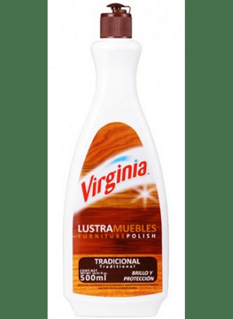 LUSTRA MUEBLES TRADICIONAL VIRGINIA 500 ML