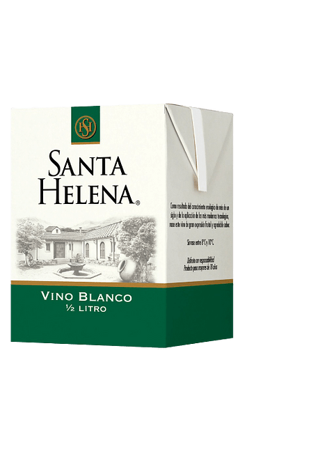 VINO SANTA HELENA BLANCO 500 ML