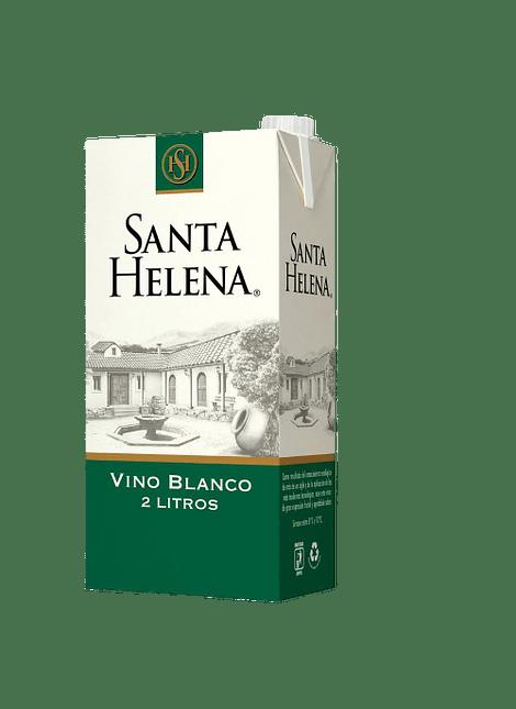 VINO SANTA HELENA BLANCO 2 LT