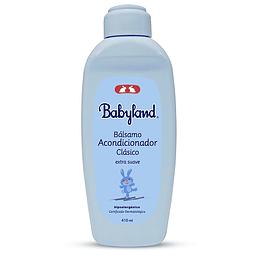 ACONDICIONADOR BABYLAND CLASICO 410 ML