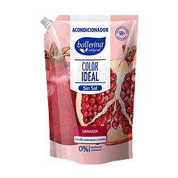 ACONDICIONADOR BALLERINA COLOR IDEAL 900 ML