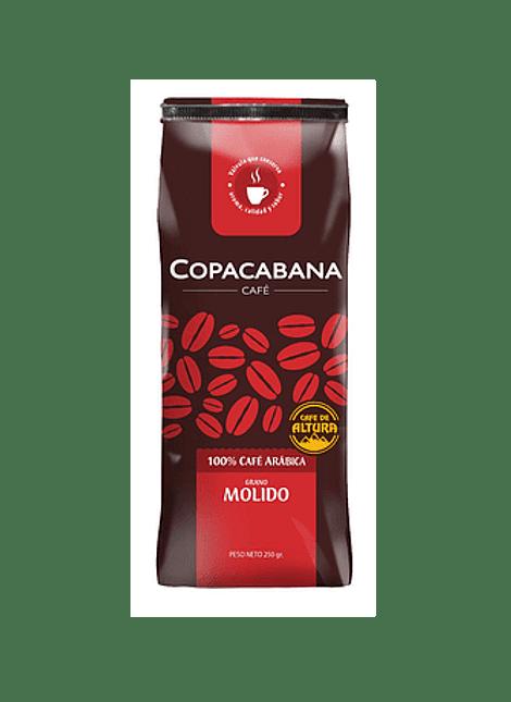 CAFE COPACABANA GRANO MOLIDO 250 G